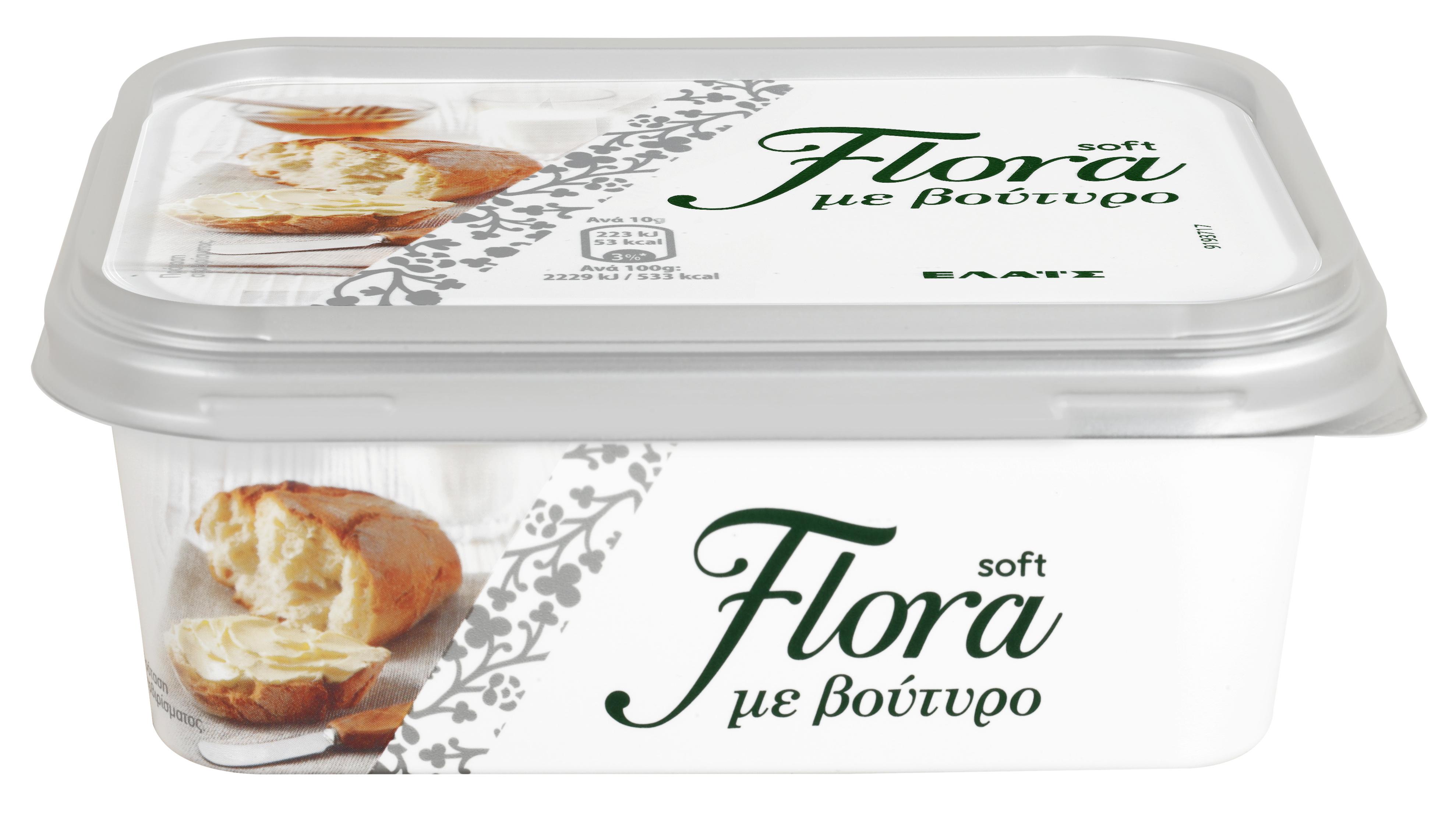 flora soft margarine